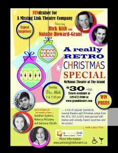 A Really Retro Christmas Special