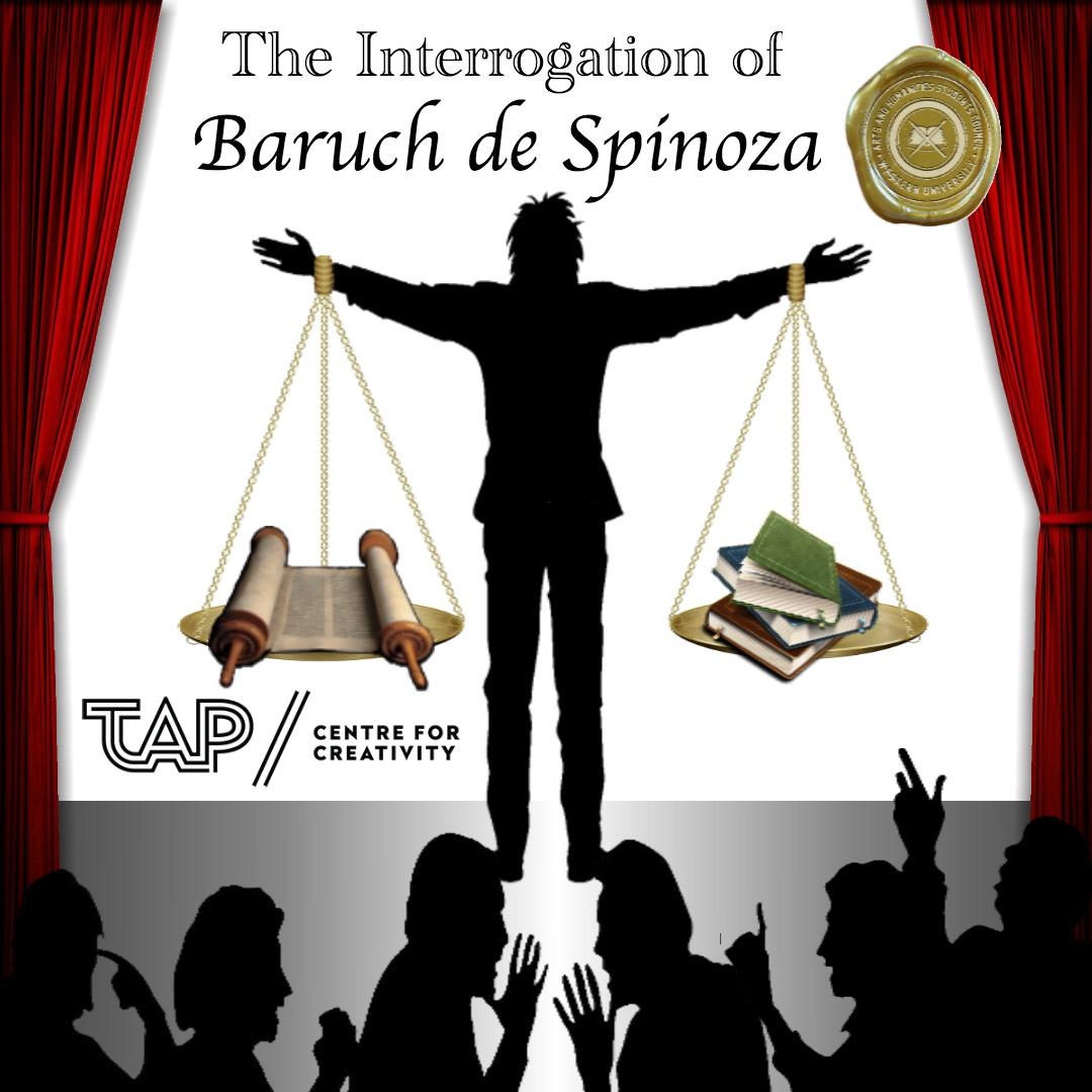 Theatre In London Archive The Interrogation Of Baruch De